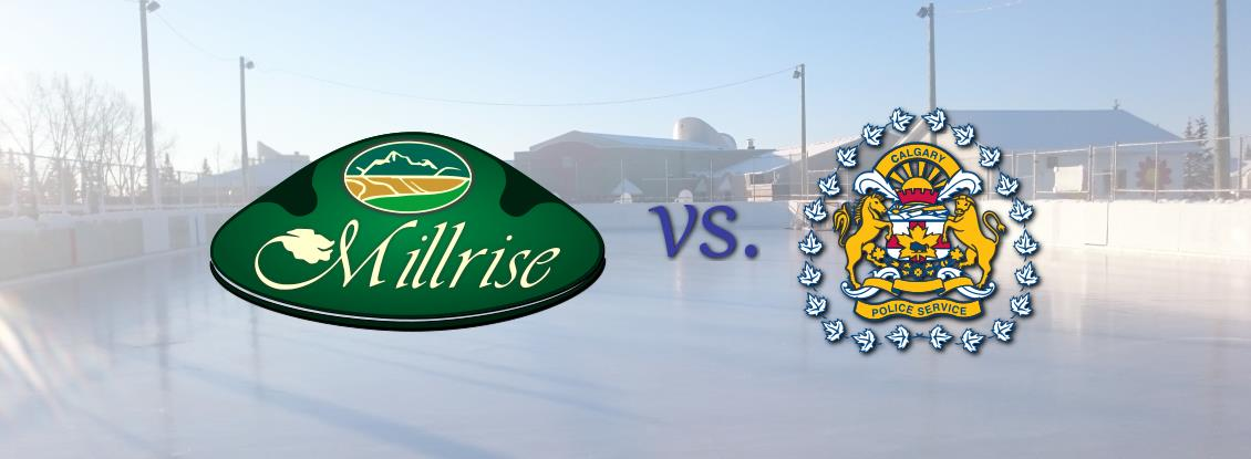 Millrise vs. CPS - New Years Skate Feb 5, 2017